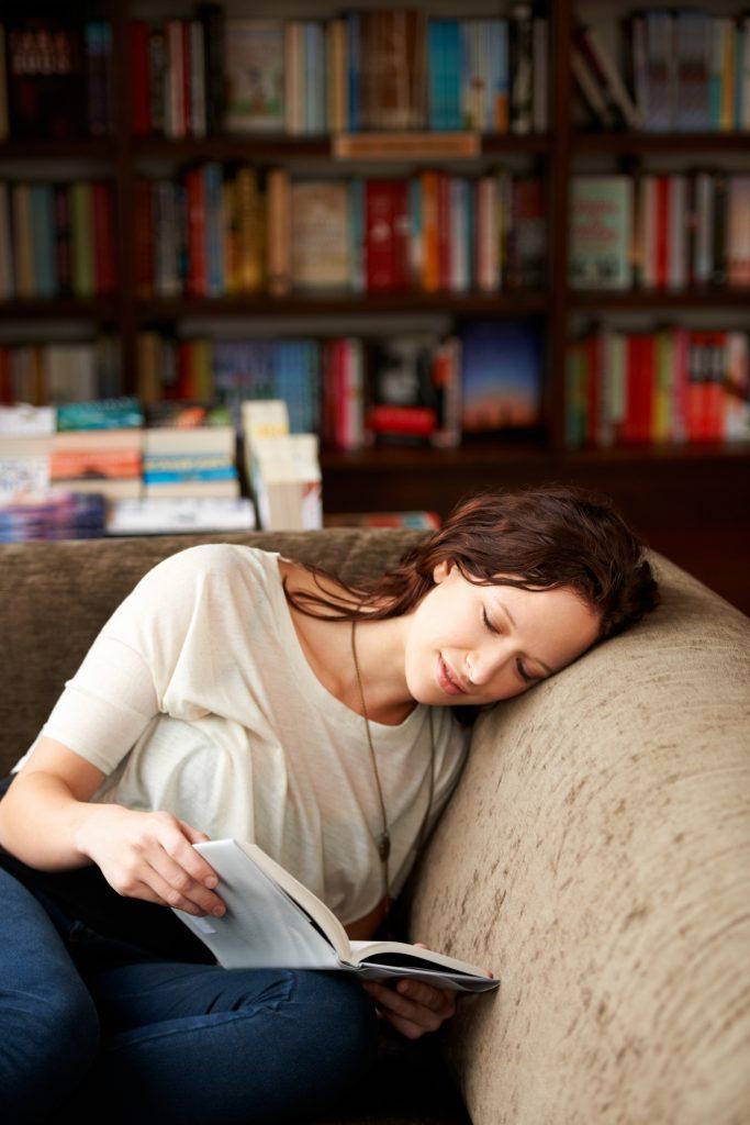 Passion bibliothèque